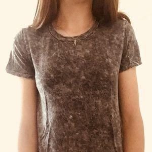 Dark Grey t shirt